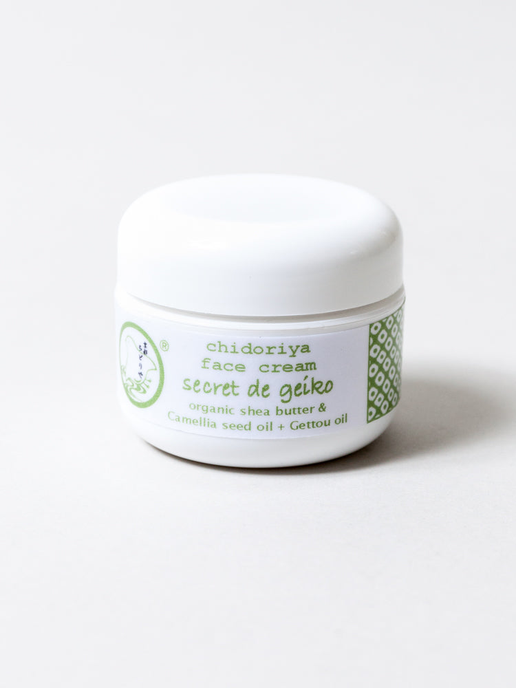 Chidoriya Secret De Geiko Face Cream
