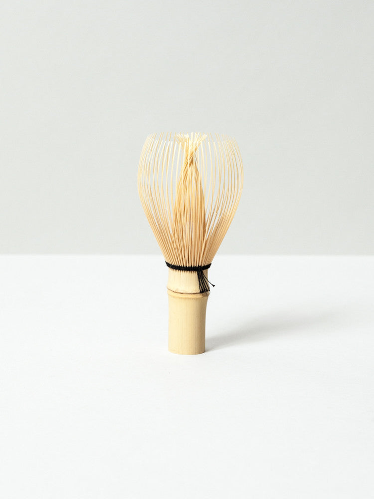 Bamboo Matcha Whisk, Masuho - rikumo japan made