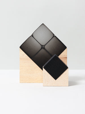 Chikuno Cube House - Natural Air Purifier - rikumo japan made