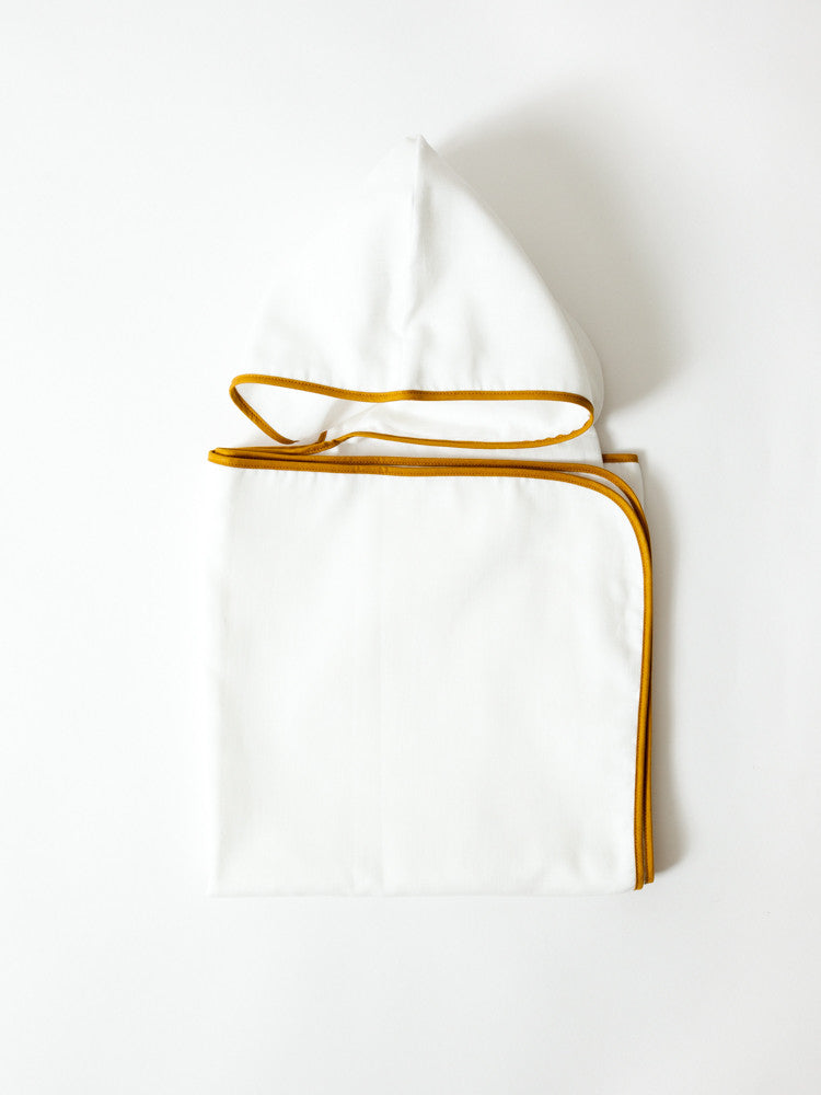 Baby Hooded Bath Towel - rikumo japan made