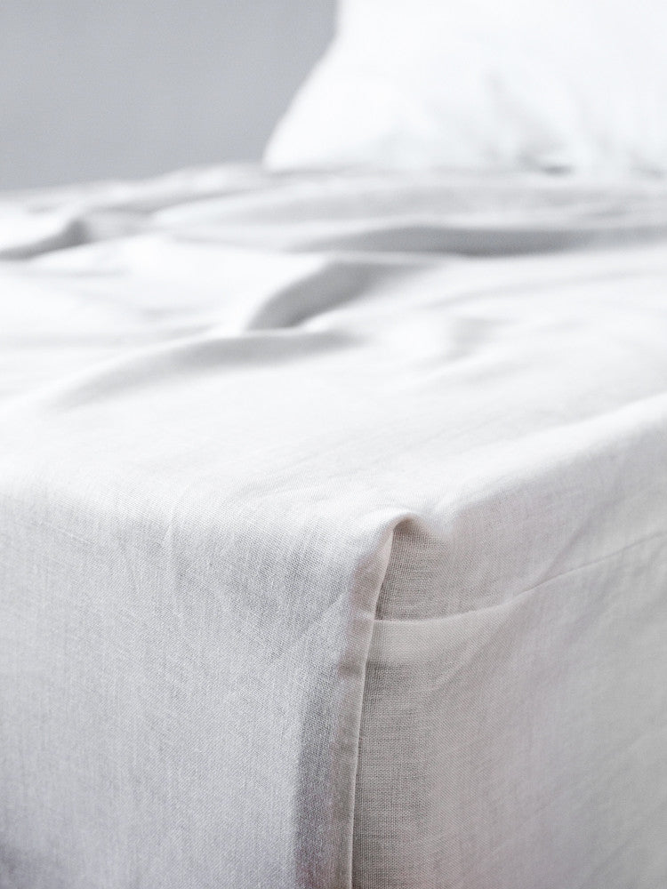Layered Gauze Fitted Sheet - rikumo japan made