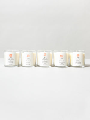 5 Elements Soy Candles
