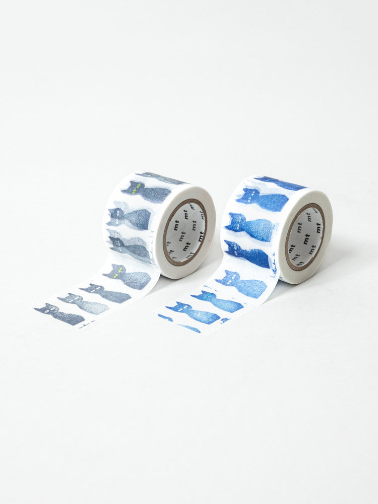 MT Washi Tape - Neko - rikumo japan made