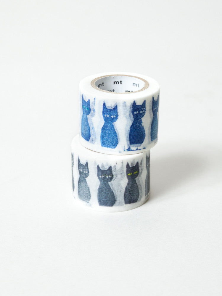 MT Masking Tape - Neko - rikumo japan made