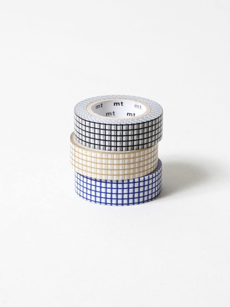 MT Washi Tape - Grid