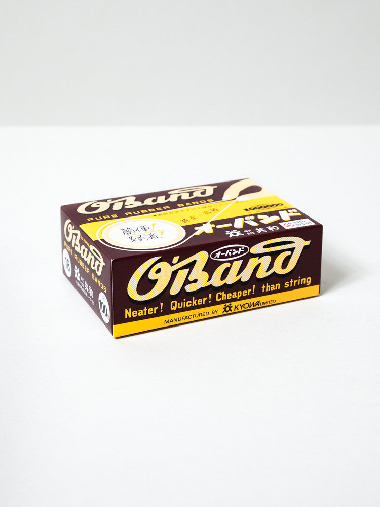 OBand Rubber Bands - rikumo japan made