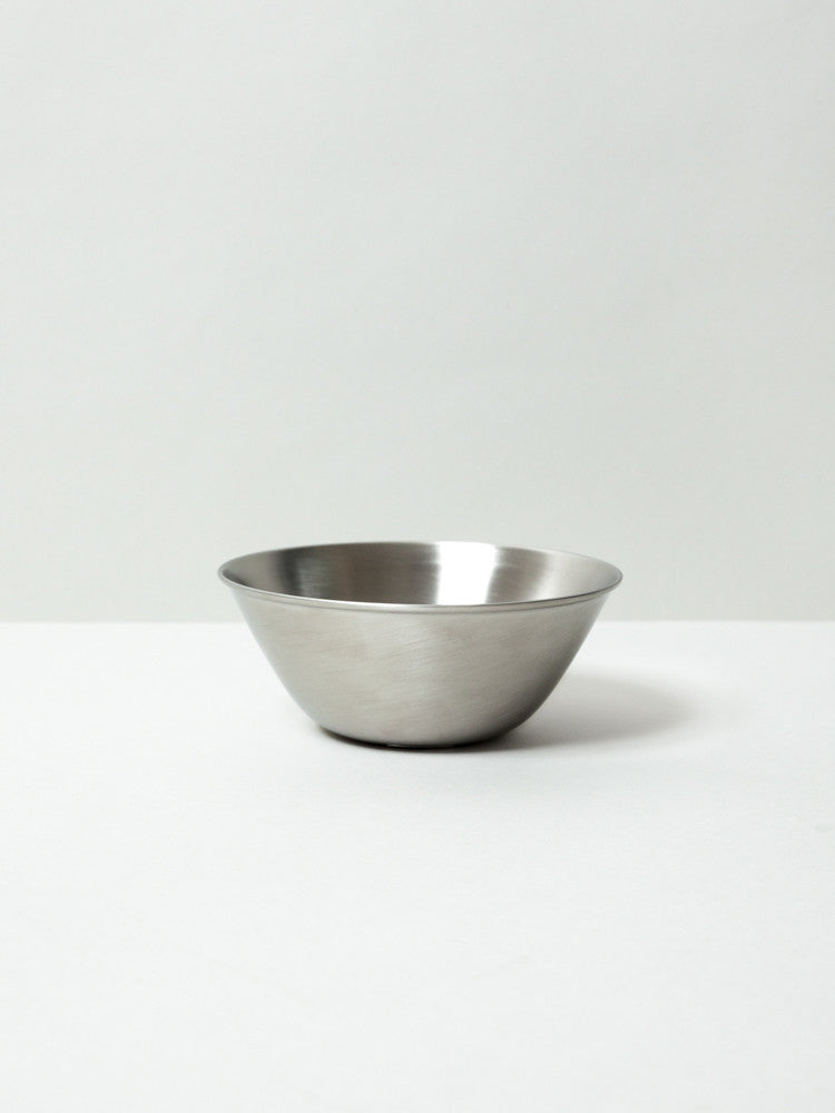 Sori Yanagi Stainless Steel Mixing Bowl