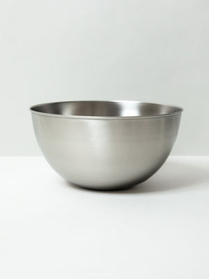 Sori Yanagi Stainless Steel Mixing Bowl - rikumo japan made