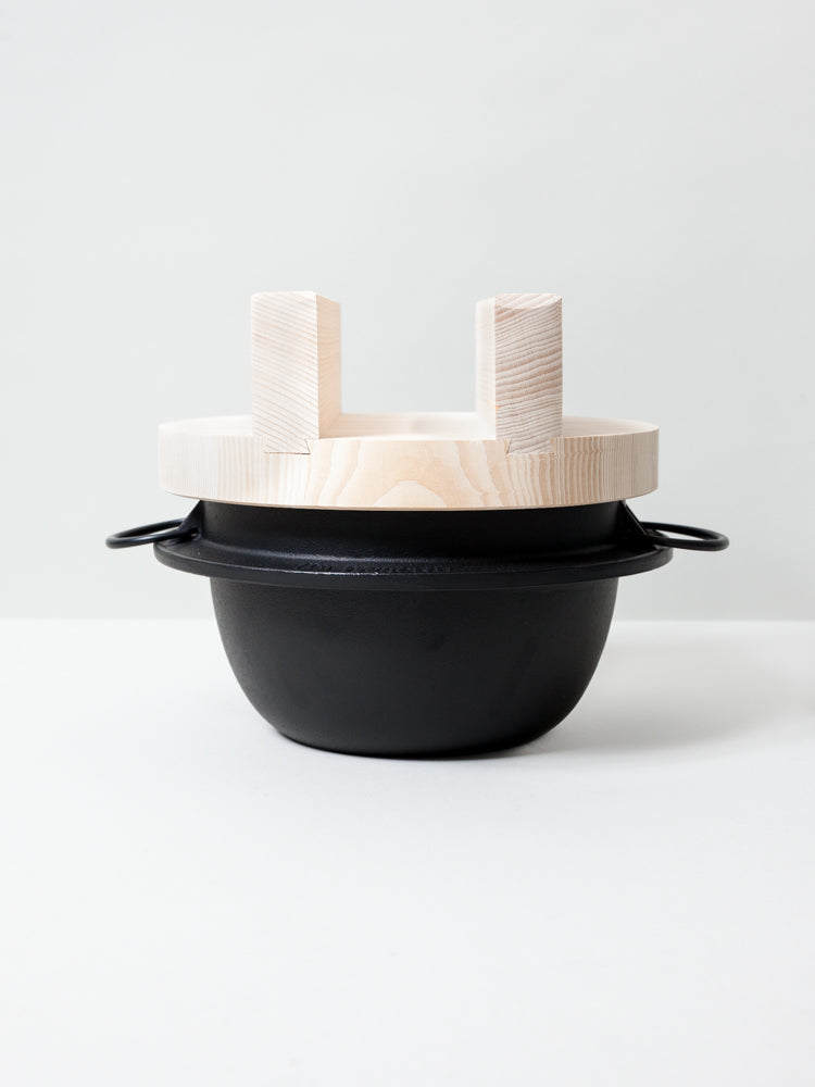 Wooden Pot Lid