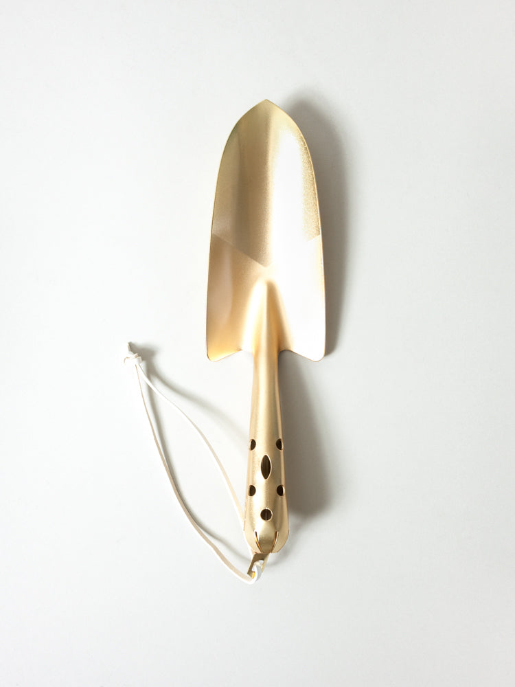 Field Good Trowel - Gold