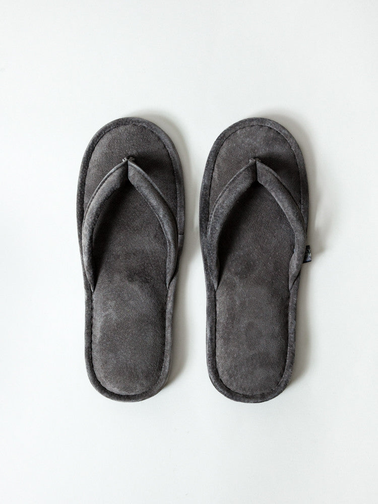 Leather Room Sandals - rikumo japan made
