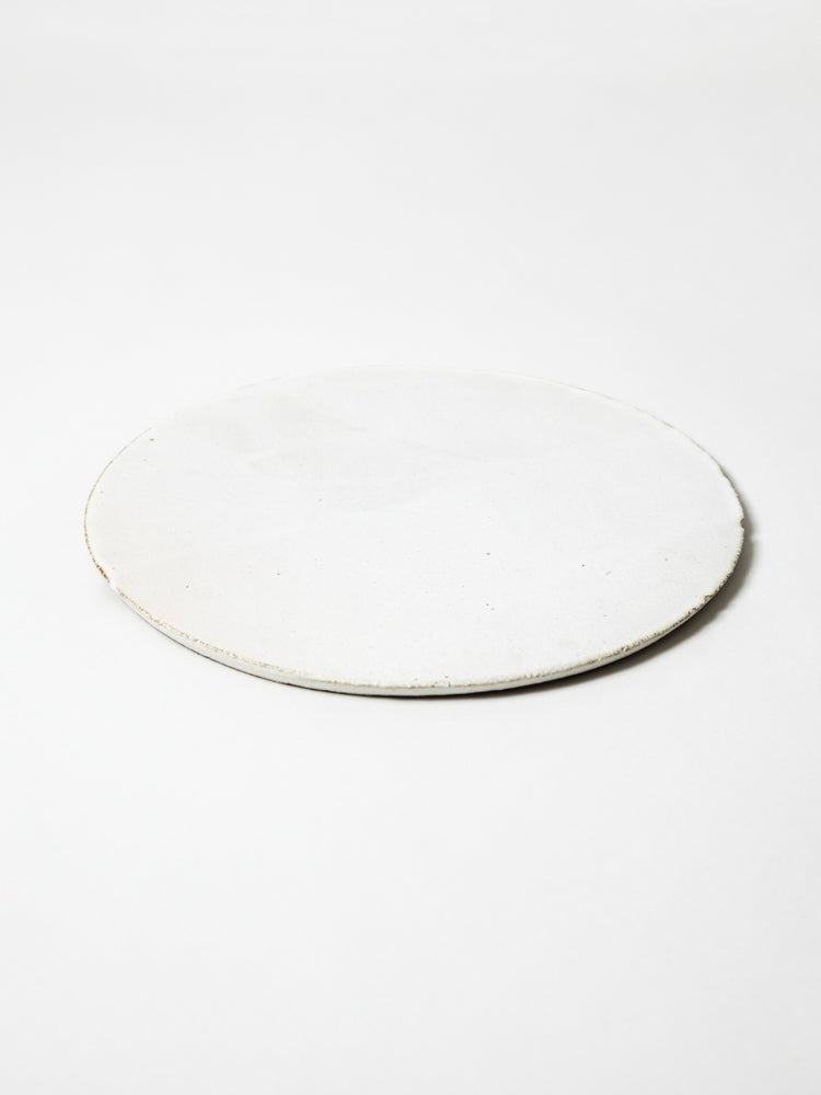 Weathered Earth Round Plate