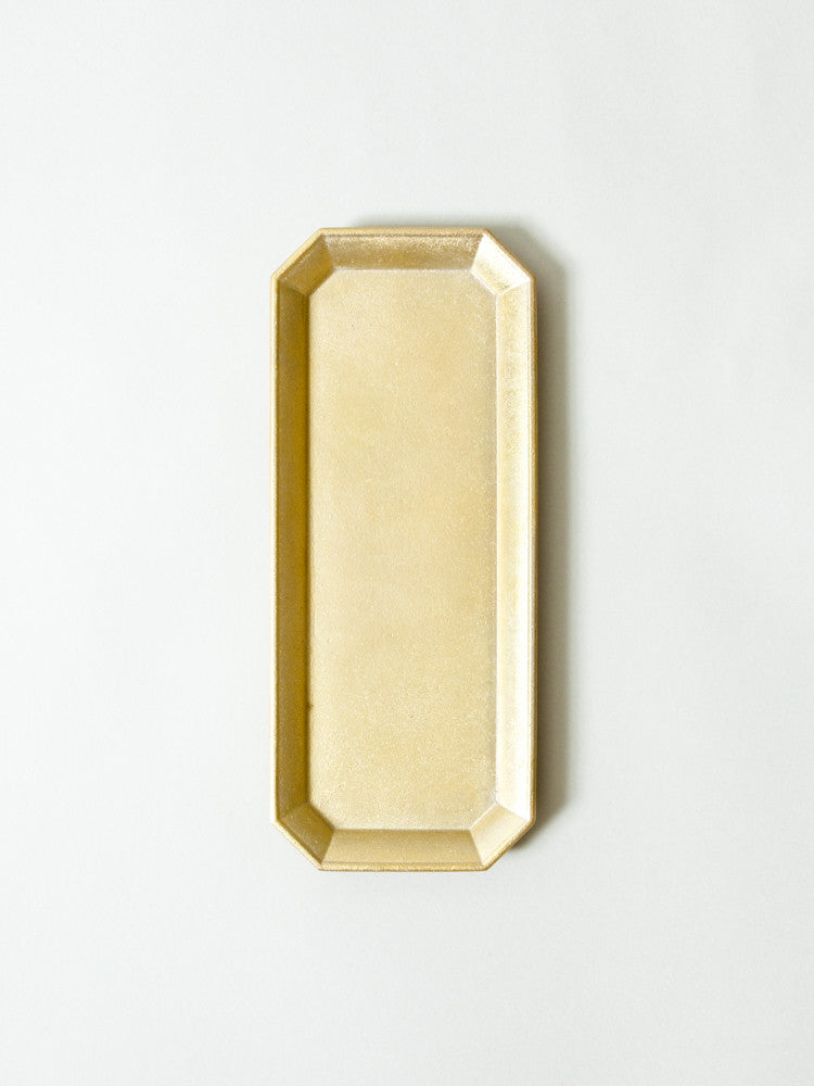 Futagami Brass Stationery Trays