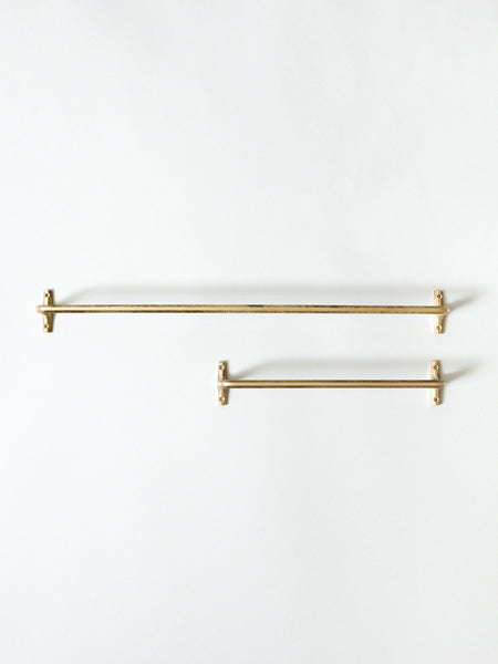 towel bar with towel moen futagami brass towel bar rikumo