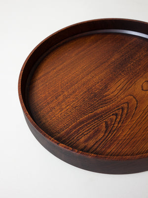 Saibi Tray - Brown