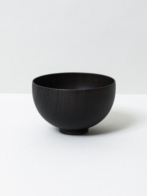 Tsumugi Wooden Bowl - Sensai