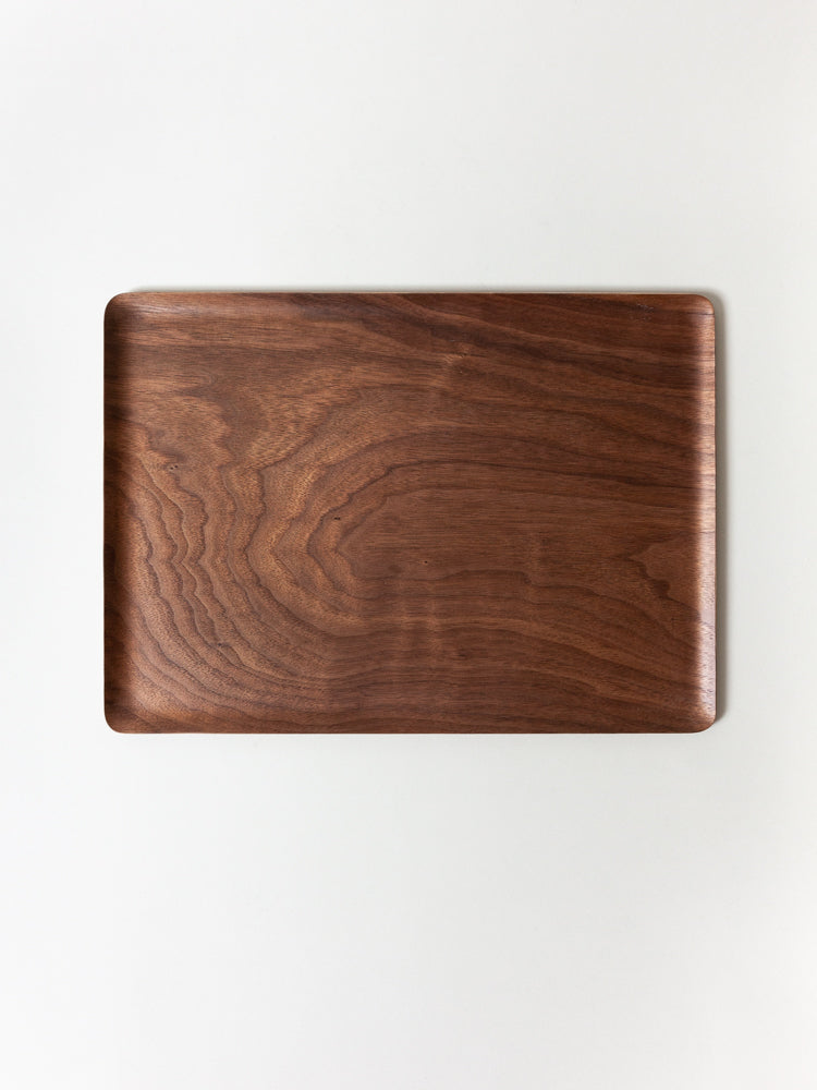 Walnut Wooden Tray