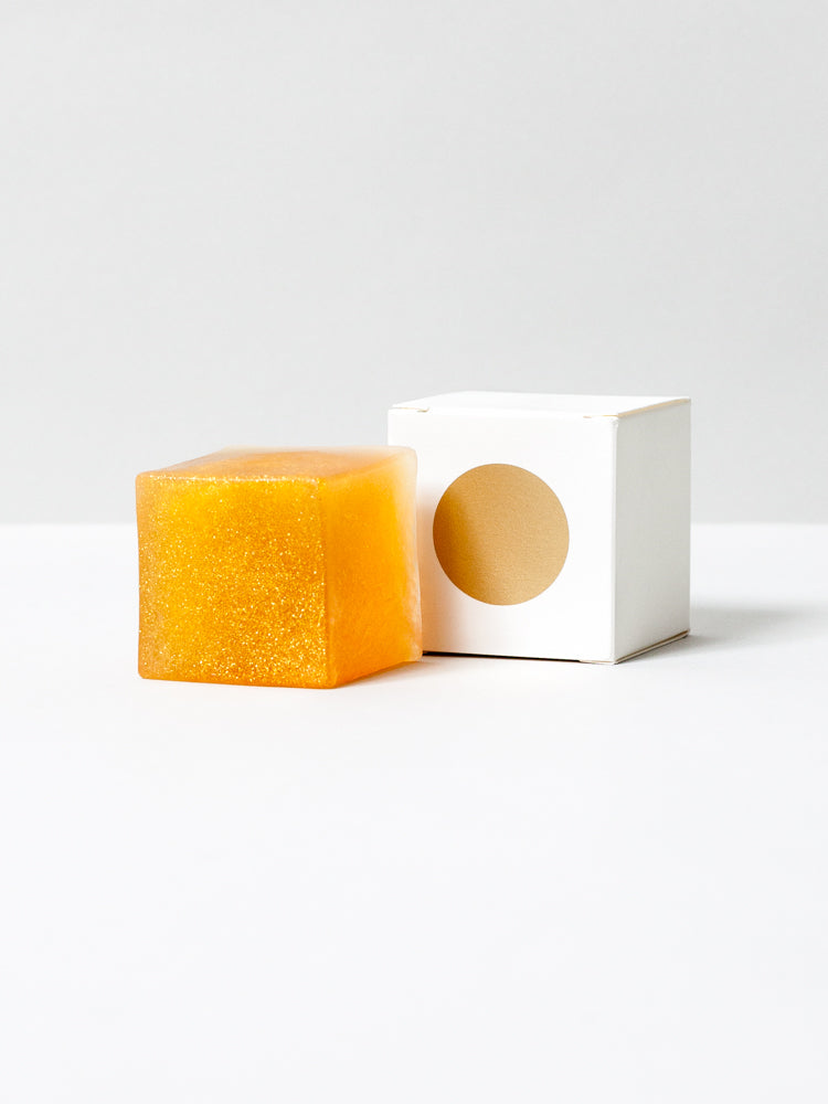 Hiba Wood Cube Soap