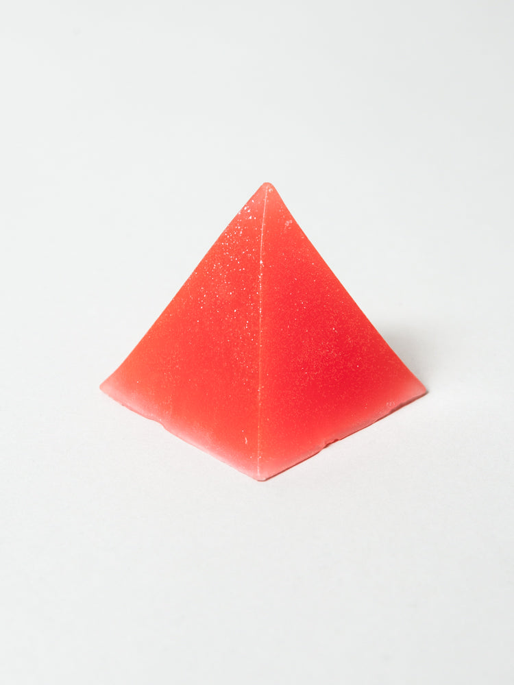 Hiba Wood Pyramid Soap