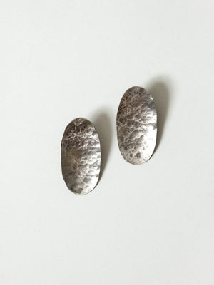 Selene Oval Earrings