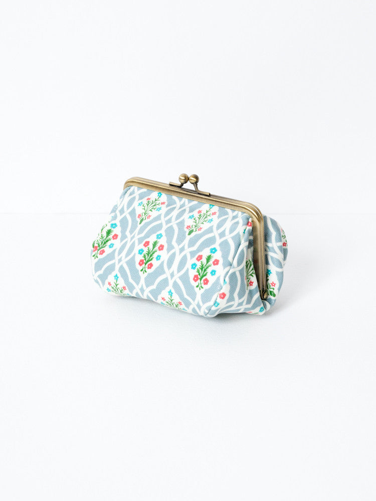Cosmetic Bag - Hana Oke Grey