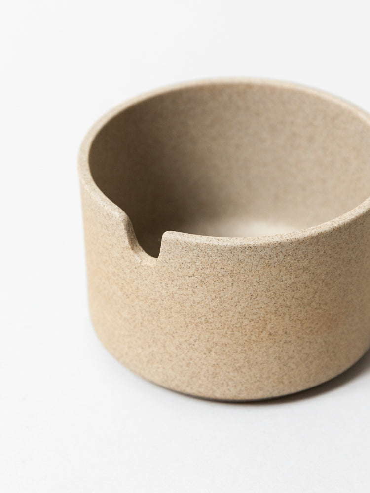 Hasami Porcelain Sugar Pot - Matte