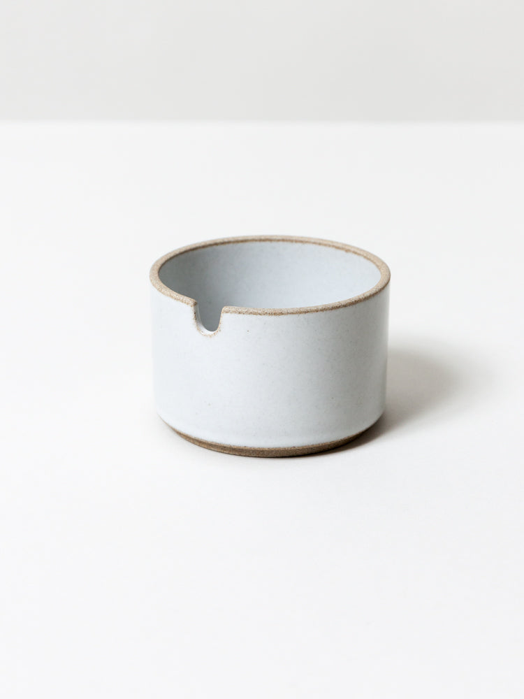 Hasami Porcelain Sugar Pot - Gloss