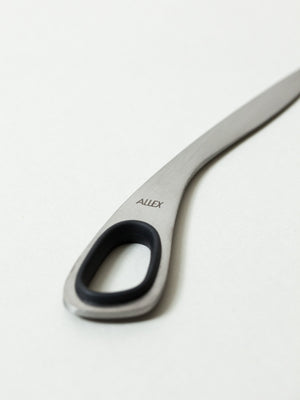 Allex Stainless Steel Letter Opener - rikumo japan made