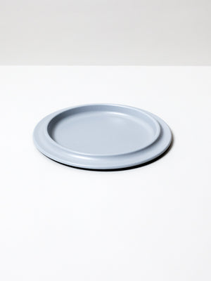 ovject Rim Plate, Matte Grey