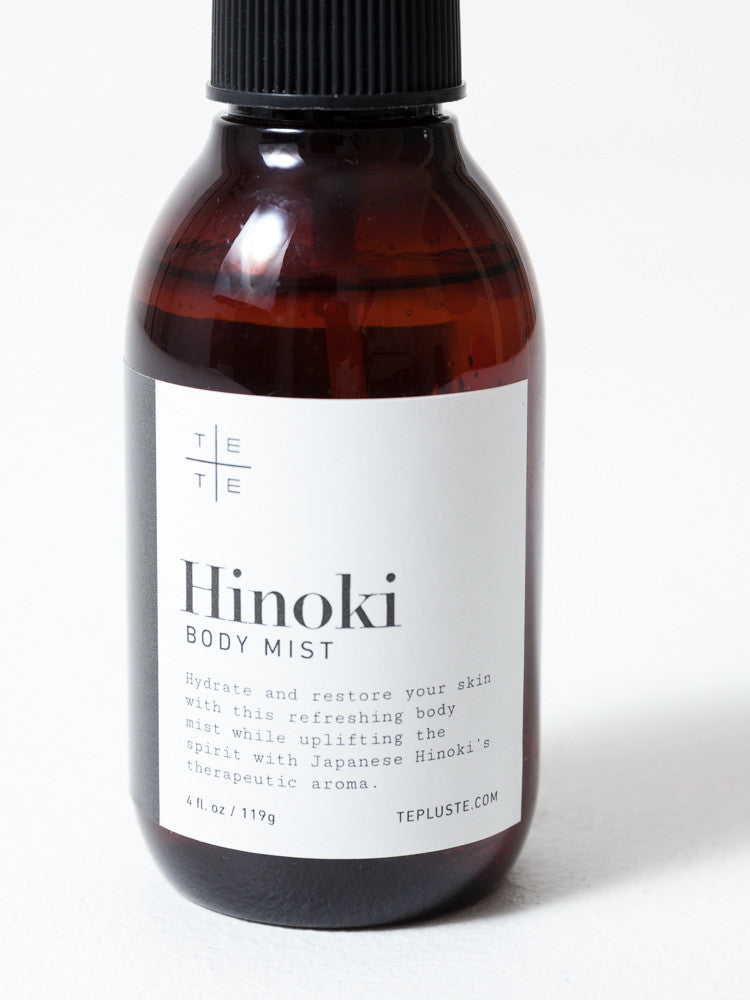 Hinoki Body Mist - rikumo japan made