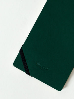 Corner Ring Bound Notepad - Small - rikumo japan made
