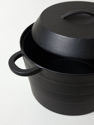 Iwachu Cast Iron Deep Stew Pot