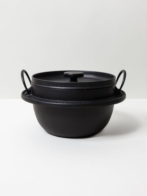 Iwachu Cast Iron Rice Pot