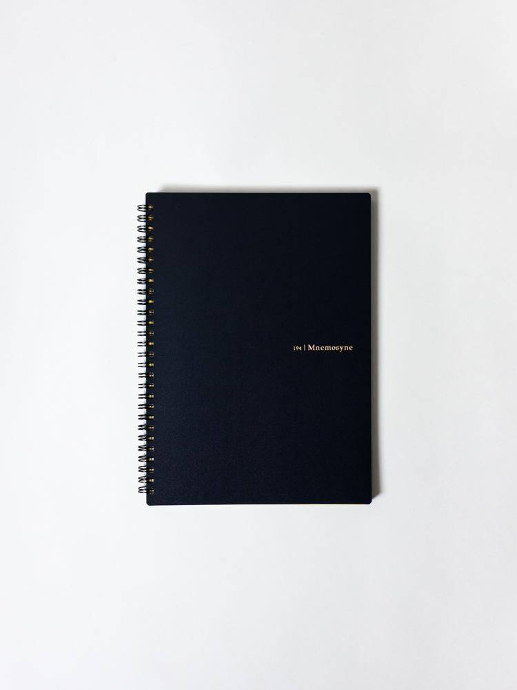 Maruman Mnemosyne - B5 Notebook Lined 7MM