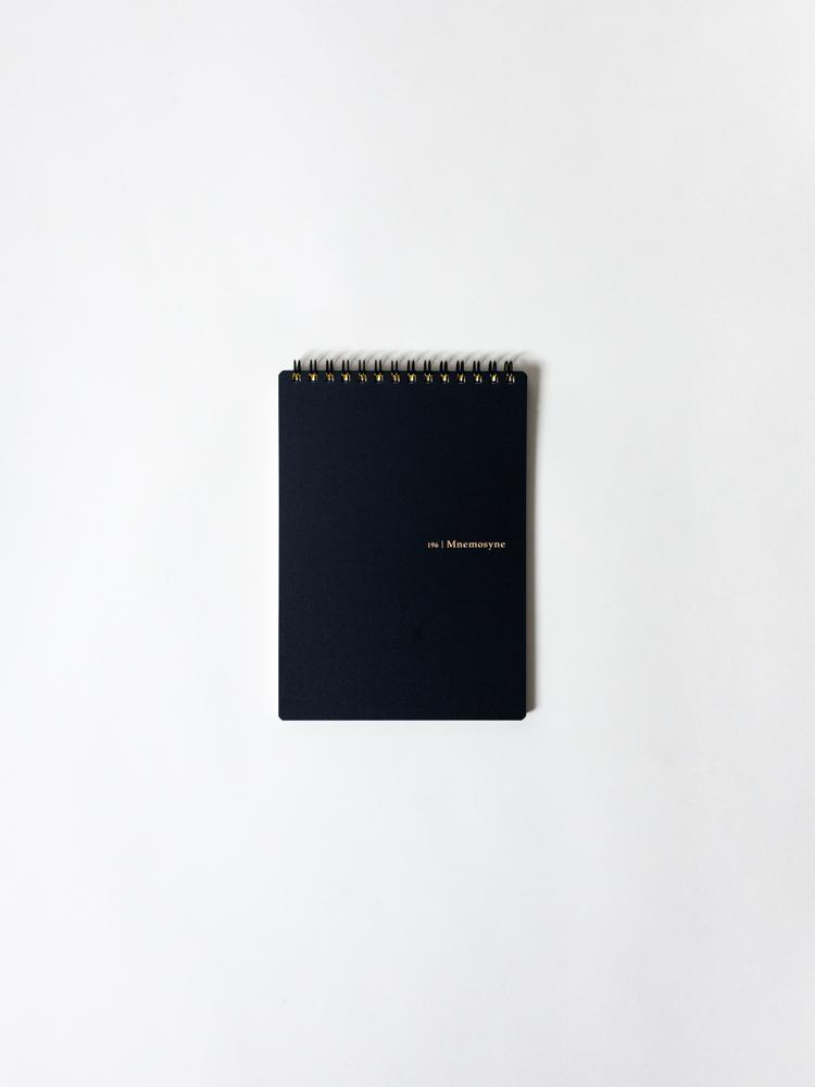 Maruman Mnemosyne - B6 Notebook Lined 7MM