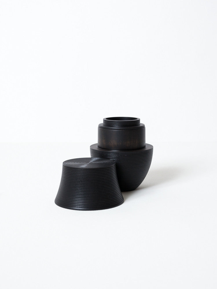 Karmi Tea Canister - Kama - rikumo japan made