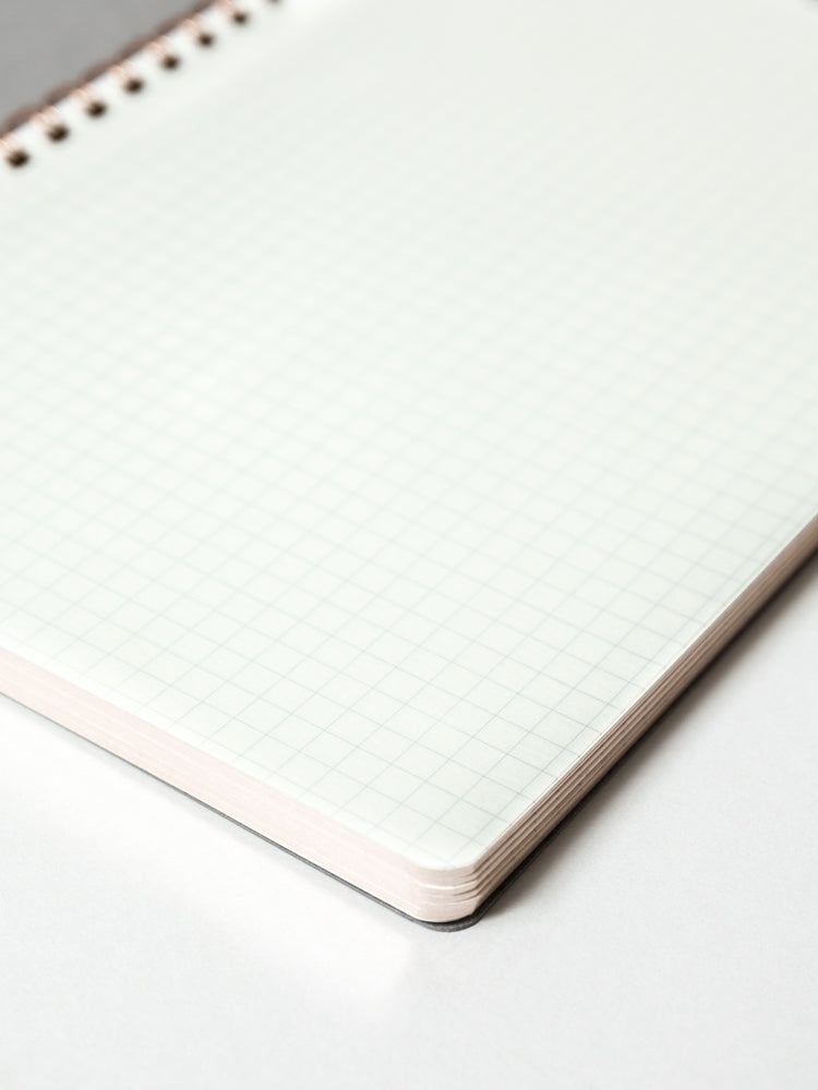 Kunisawa Find Spiral Ring Notebook