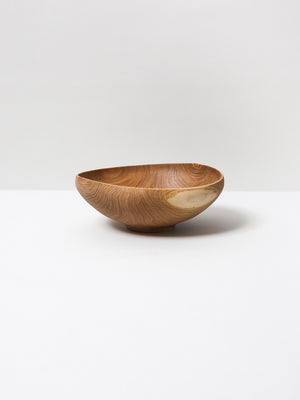 Usuda Wooden Bowl - Oak #3