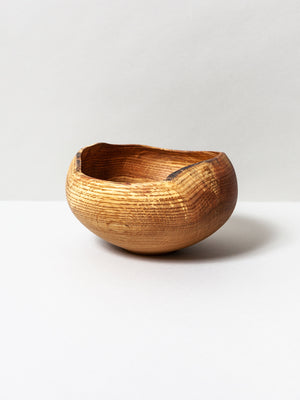 Usuda Wooden Bowl - Oak #1