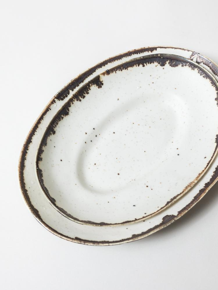 MY DISH - Oval, Brown