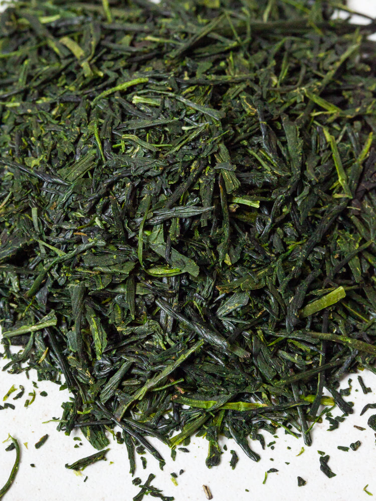 Morihata Organic Asatsuyu Loose Leaf Green Tea