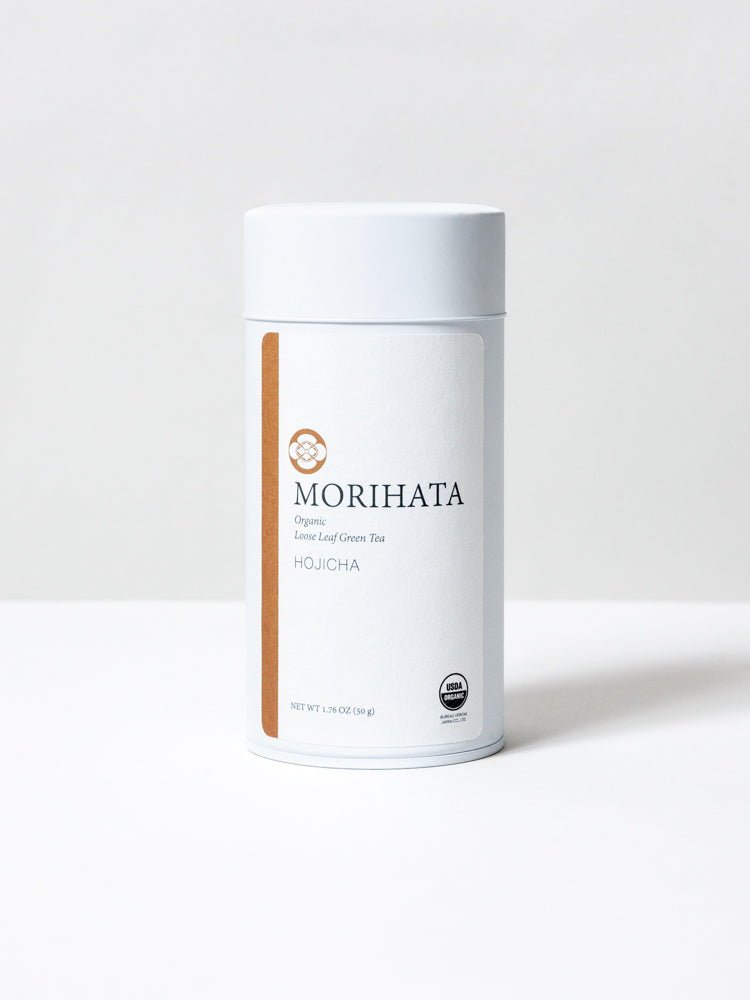 Morihata Organic Hojicha Loose Leaf Green Tea