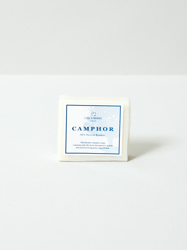 Camphor Wood Pure Soap - rikumo japan made