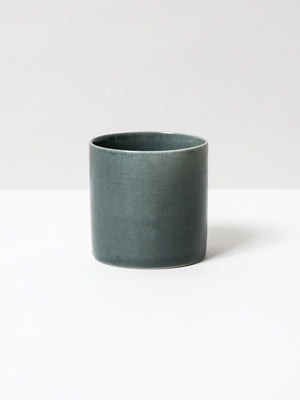 Nankei Banko Yaki Crackle Tea Cup