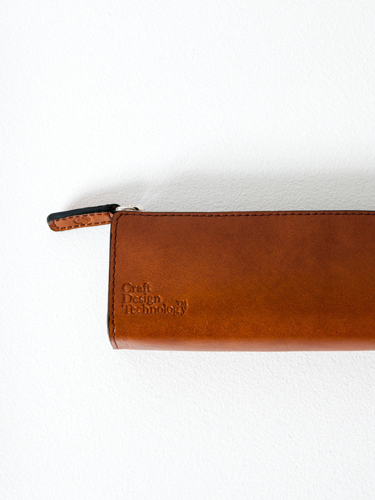 CDT Leather Pen Case