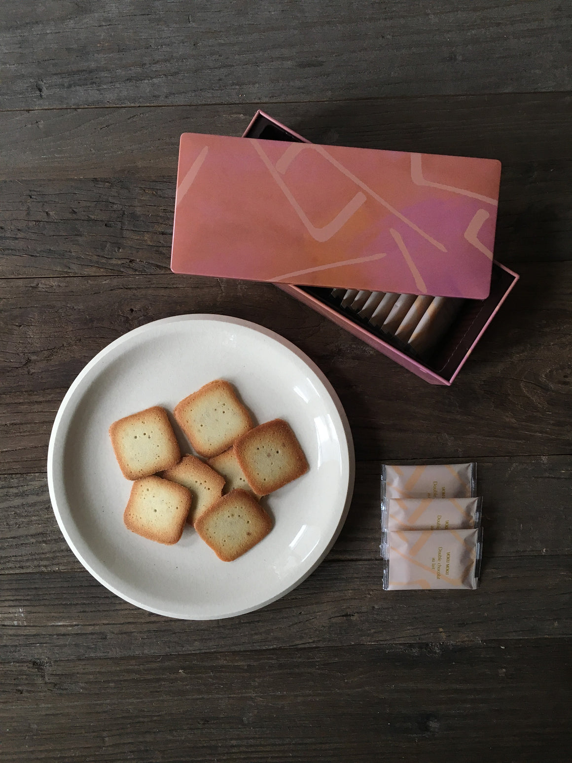 Yoku Moku Cookie - Double Chocolat Au Lait