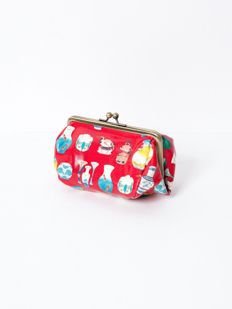 Cosmetic Bag - Pottery Red