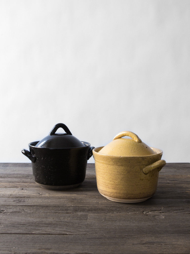 Tainetsu Stovetop Ceramic Rice Pot - rikumo japan made