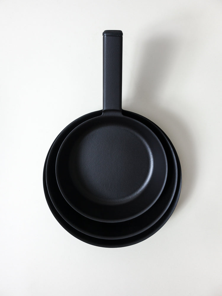 Featherweight Cast Iron Frying Pan