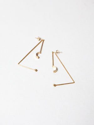 SUNn Elle Earring Long